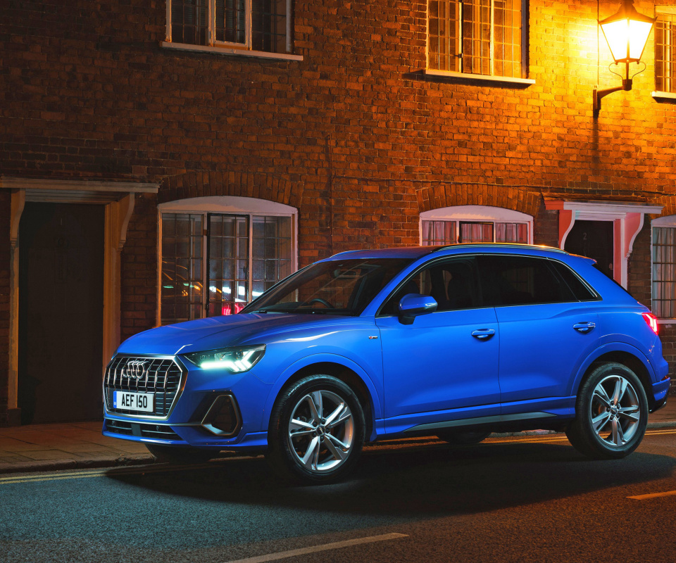 Audi Q3 35 screenshot #1 960x800
