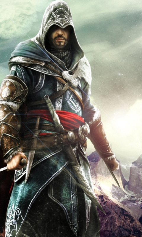 Screenshot №1 pro téma Assassin's Creed Revelations 480x800