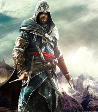 Free Assassin's Creed Revelations Picture for Nokia C1-01