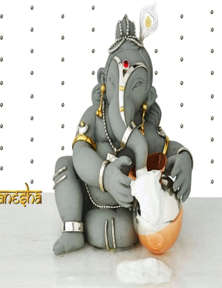 Free Lord Ganesha Picture for HTC Titan