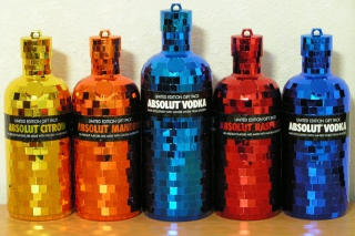 Absolut Vodka Limited Edition papel de parede para celular