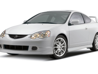 Screenshot №1 pro téma Acura RSX Type S 320x240