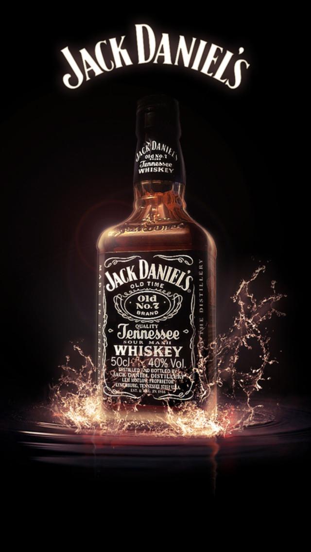Jack Daniels Papel De Parede Para Celular Para Iphone 5