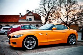 BMW Z4 sfondi gratuiti per cellulari Android, iPhone, iPad e desktop