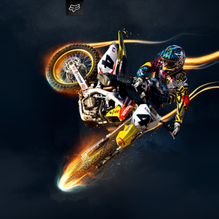 Freestyle Motocross sfondi gratuiti per iPad mini