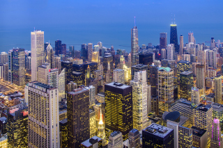 Free Chicago, Illinois Picture for Android, iPhone and iPad