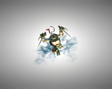 Teenage Mutant Ninja Turtles para 220x176