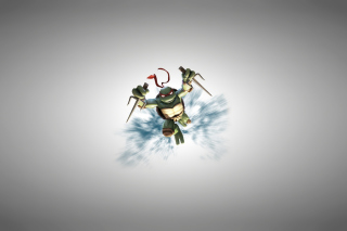 Teenage Mutant Ninja Turtles Wallpaper for Widescreen Desktop PC 1920x1080 Full HD