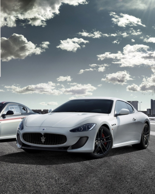 Free Maserati Cars Picture for Nokia 5800 XpressMusic