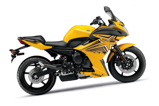 Yamaha FZ6R Background for Android, iPhone and iPad