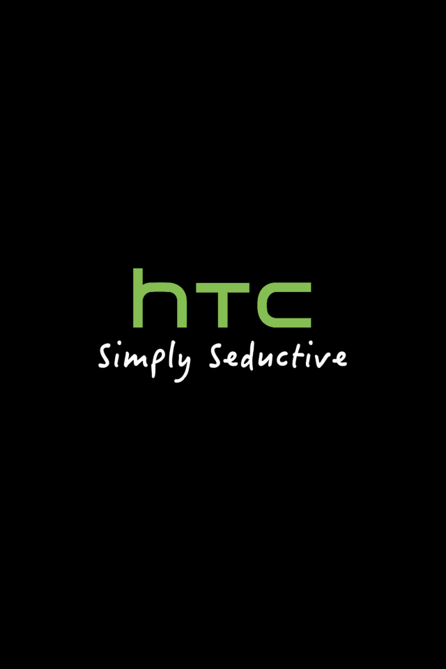 Обои HTC - Simply Seductive 640x960