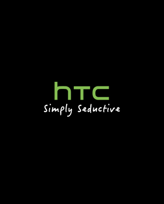 HTC - Simply Seductive Wallpaper for iPhone 4S