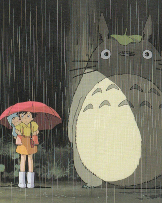My Neighbor Totoro Japanese animated fantasy film sfondi gratuiti per Nokia C1-01