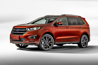 2014 Ford Edge Crossover Background for Android, iPhone and iPad