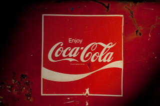 Enjoy Coca-Cola Background for 960x854