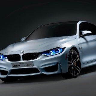 BMW M4 sfondi gratuiti per iPad mini