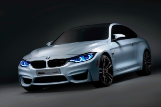 BMW M4 Background for Android, iPhone and iPad