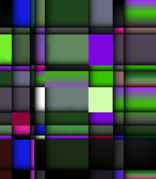 Abstract Geometry Wallpaper for Nokia Asha 306