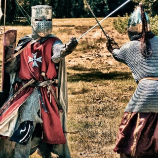 Knight Tournament - Fondos de pantalla gratis para iPad 2