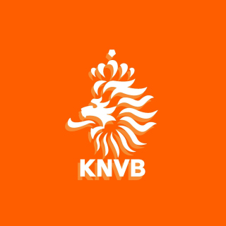 KNVB Royal Dutch Football Association - Obrázkek zdarma pro 320x320