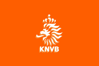 KNVB Royal Dutch Football Association Background for Android, iPhone and iPad