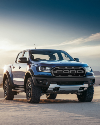Kostenloses 2019 Ford Ranger Raptor Wallpaper für iPhone 6 Plus