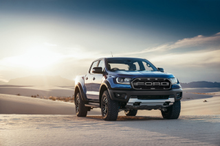 2019 Ford Ranger Raptor Background for Android, iPhone and iPad