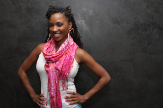 Shanola Hampton Background for Android, iPhone and iPad