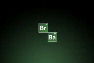 Breaking Bad Logo Background for Android, iPhone and iPad