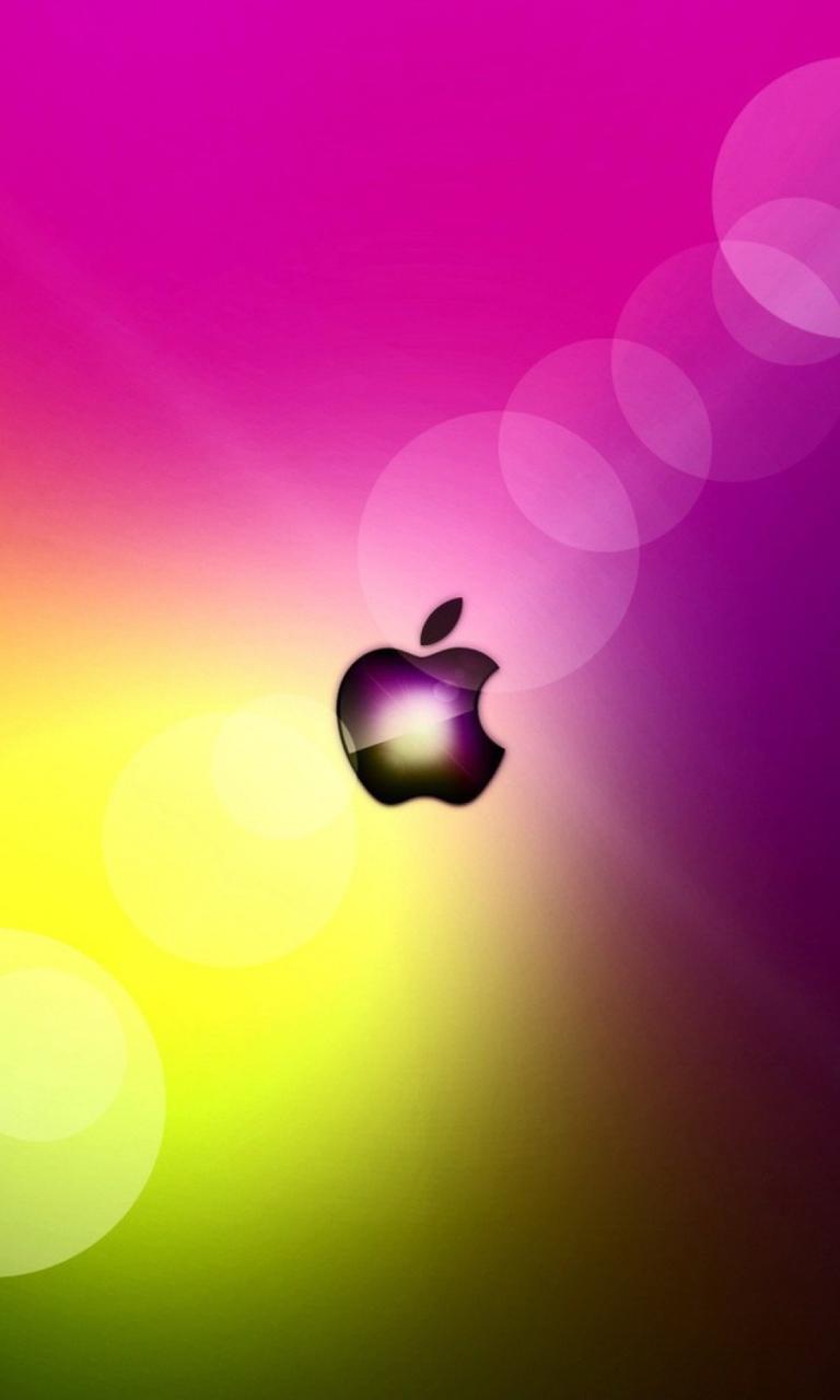 Забывай, картинки на телефон красивые яблоко
