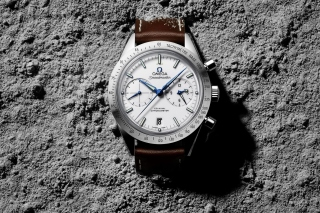 Speedmaster 57 Omega Watches Background for 1400x1050
