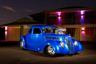 Free Ford Hot Rod Picture for Android, iPhone and iPad