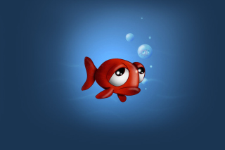 Sad Fish sfondi gratuiti per cellulari Android, iPhone, iPad e desktop