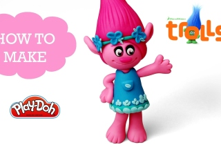 Trolls 2016 HD Picture for HTC Desire HD