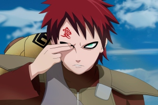 Sabaku no Gaara Background for Android, iPhone and iPad