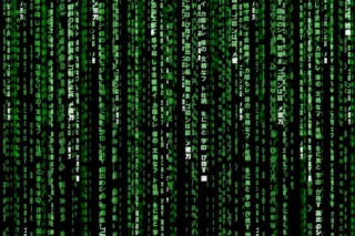 Free Matrix Code Picture for Android, iPhone and iPad