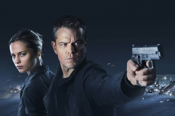 Обои Jason Bourne