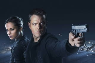 Jason Bourne Background for Android, iPhone and iPad