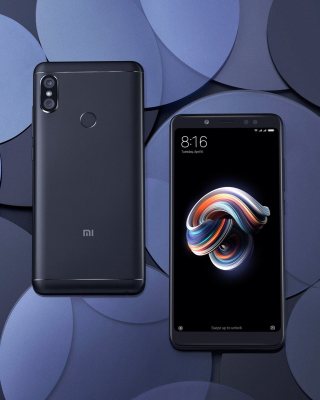 Xiaomi Redmi Note 5 Picture for 480x800