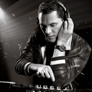 Tiesto Session sfondi gratuiti per iPad mini