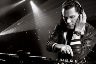 Free Tiesto Session Picture for Android, iPhone and iPad