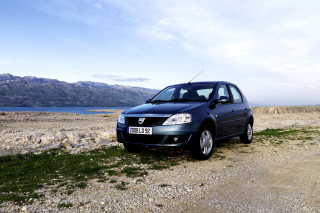 Dacia Logan Wallpaper for Android, iPhone and iPad