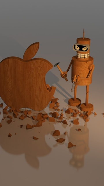 Bender Against Apple