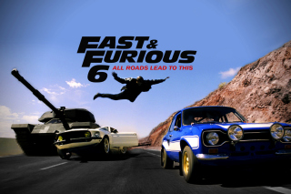 Fast and furious 6 Trailer sfondi gratuiti per cellulari Android, iPhone, iPad e desktop