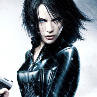 Underworld Evolution with Kate Beckinsale - Obrázkek zdarma pro iPad Air