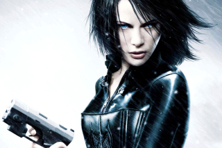Underworld Evolution with Kate Beckinsale - Obrázkek zdarma pro Motorola DROID 2