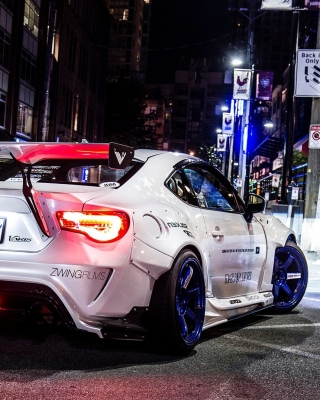 Toyota 86 Scion FR S sfondi gratuiti per iPhone 6 Plus