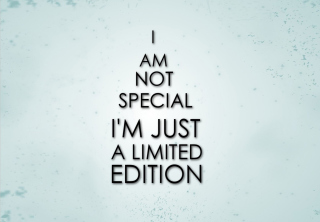 I Am Limited Edition sfondi gratuiti per cellulari Android, iPhone, iPad e desktop