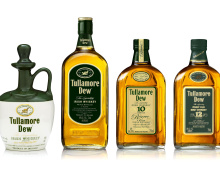 Screenshot №1 pro téma Tullamore DEW Irish Whiskey 220x176