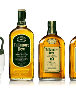 Tullamore DEW Irish Whiskey papel de parede para celular para 640x960
